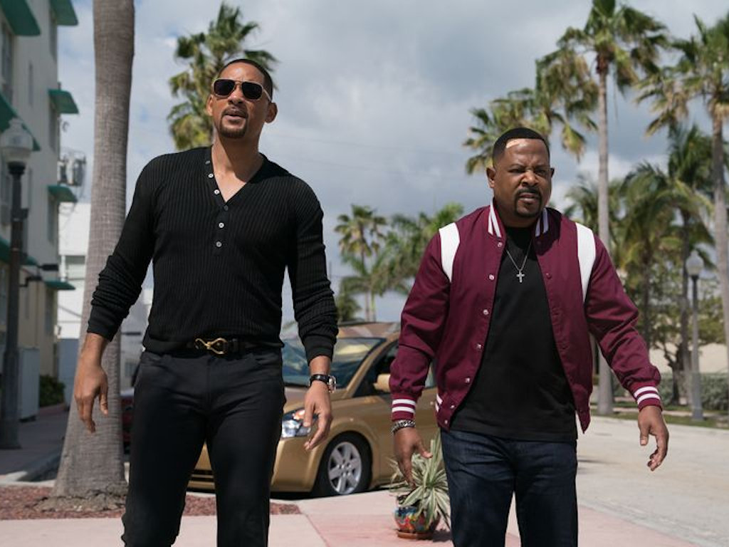 """Will Smith and Martin Lawrence back in action in """"Bad Boys For Life""""."""