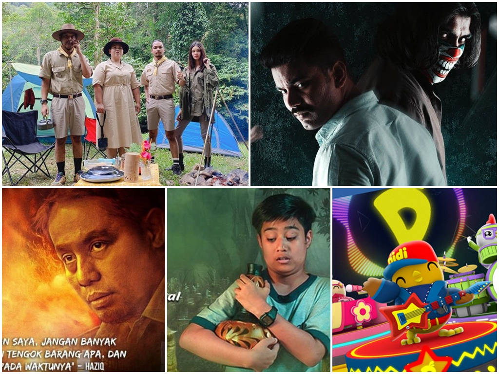 Don't miss out on watching these new local films that will air on Astro First throughout November and December.
