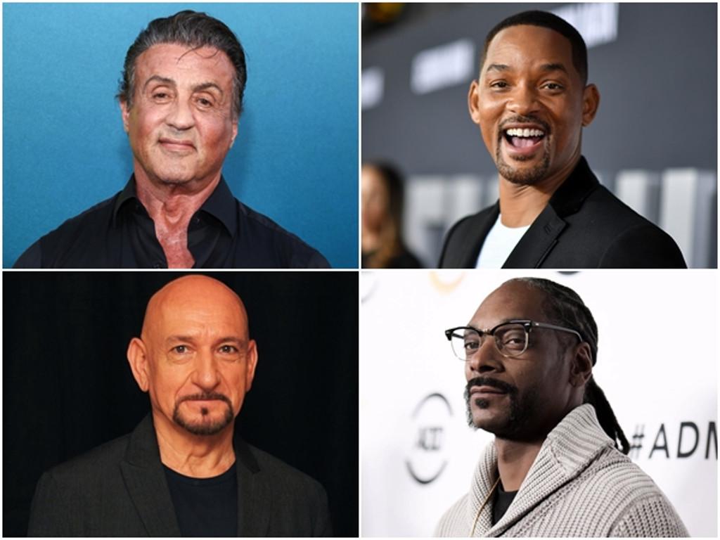 Antara selebriti lelaki terkenal dari Hollywood yang membintangi filem Bollywood.
