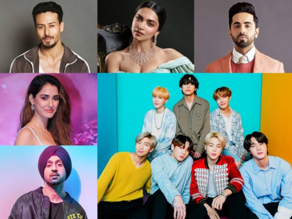 Selebriti-selebriti Bollywood yang juga ARMY BTS!
