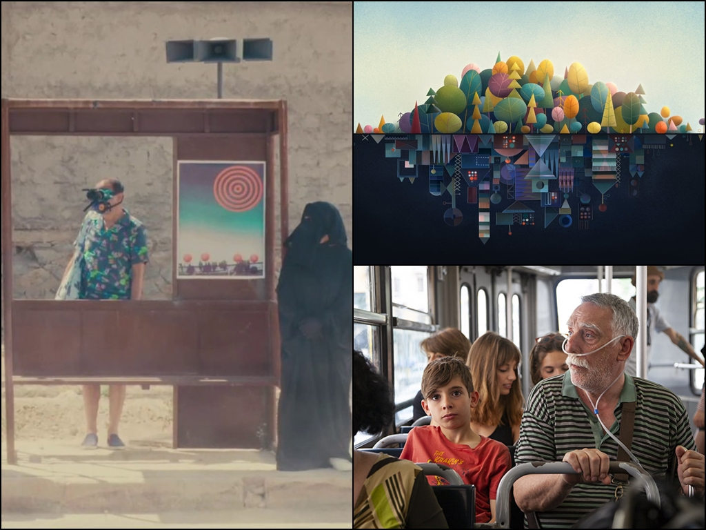 Here are some of the short films you can watch at this year's European Film Festival.