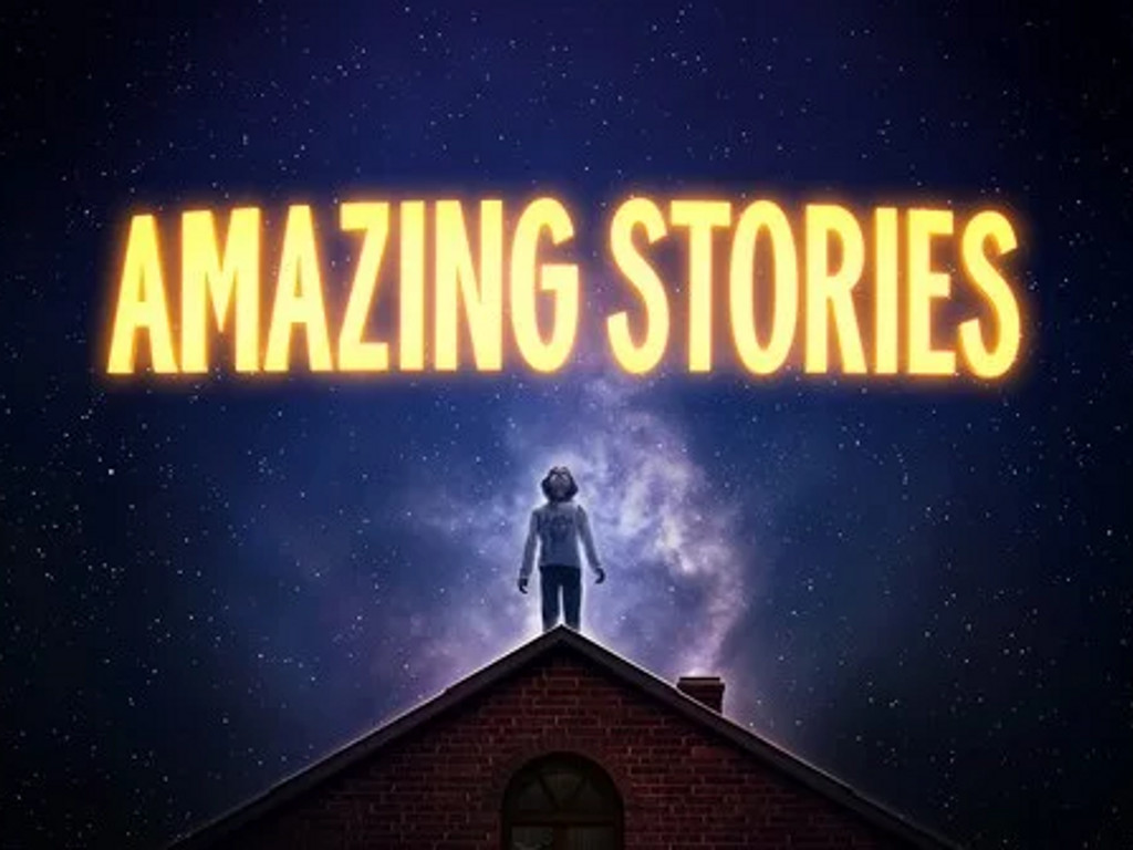 "Steven Spielberg's ""Amazing Stories"" gets a reboot after 30 plus years!"