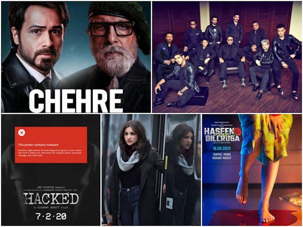 Filem thriller Hindi manakah menjadi pilihan anda pada tahun ini?