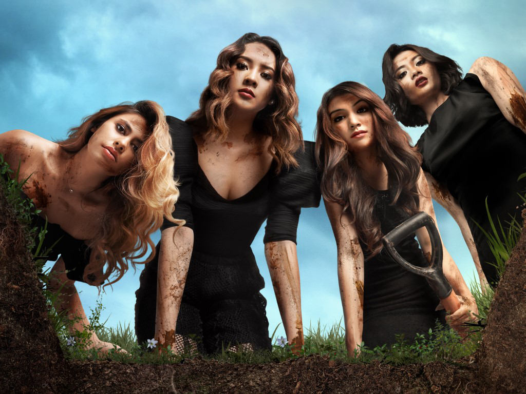 "The Asian adaptation of ""Pretty Little Liars"" stars an Indonesian and Malaysian ensemble cast."