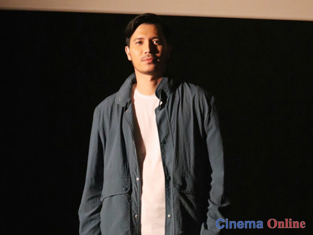 Fattah Amin will try to fix his shortcomings in order to ensure his acting quality.
