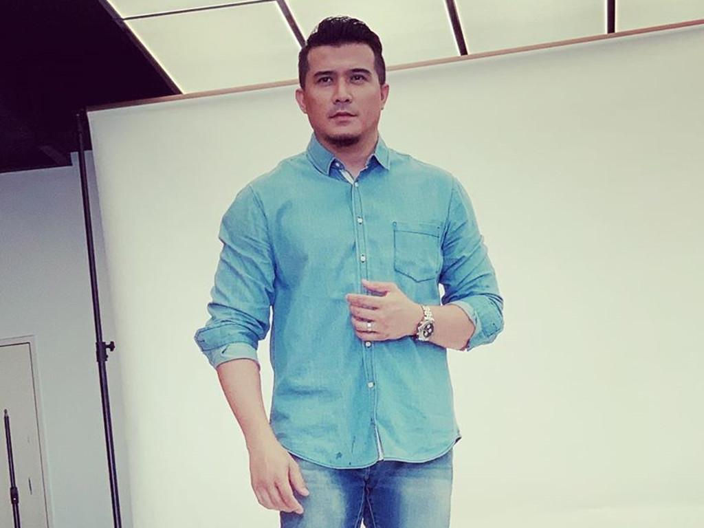 Aaron Aziz will continue helping those in need during the Movement Control Order (MCO).