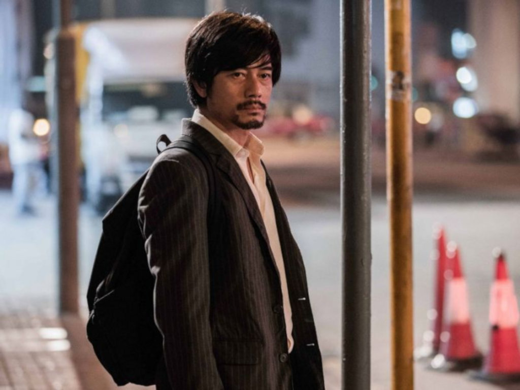 Ready to see a new Aaron Kwok film in cinemas this September?