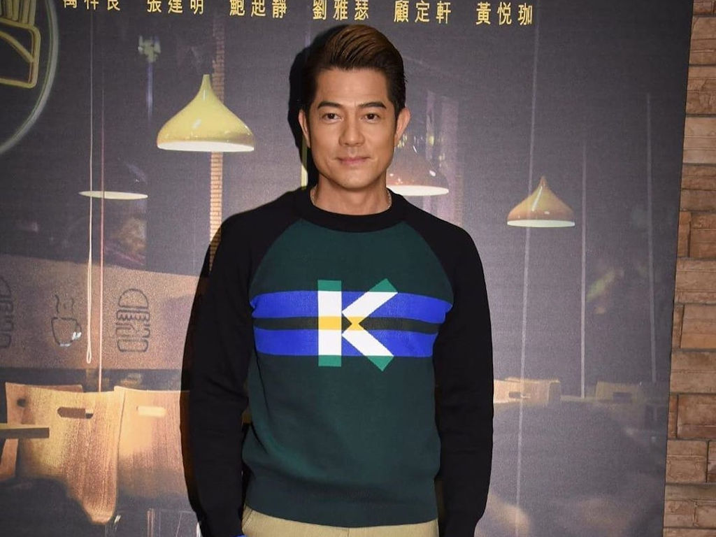 Aaron Kwok might be receiving a lower fee for his next big screen project.