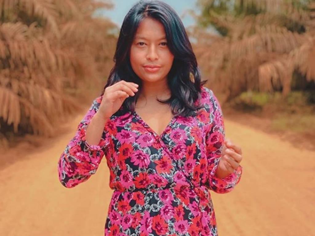 """Nabila Huda bakal muncul dengan filem terbaru berjudul """"Rahsia""""."""