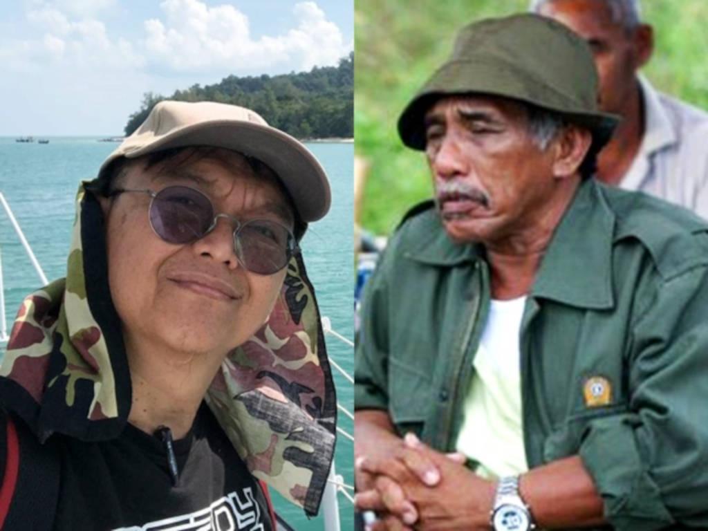 Peminat pasti tak sabar untuk saksikan lakonan Aziz M. Osman sebagai Pak Jabit.