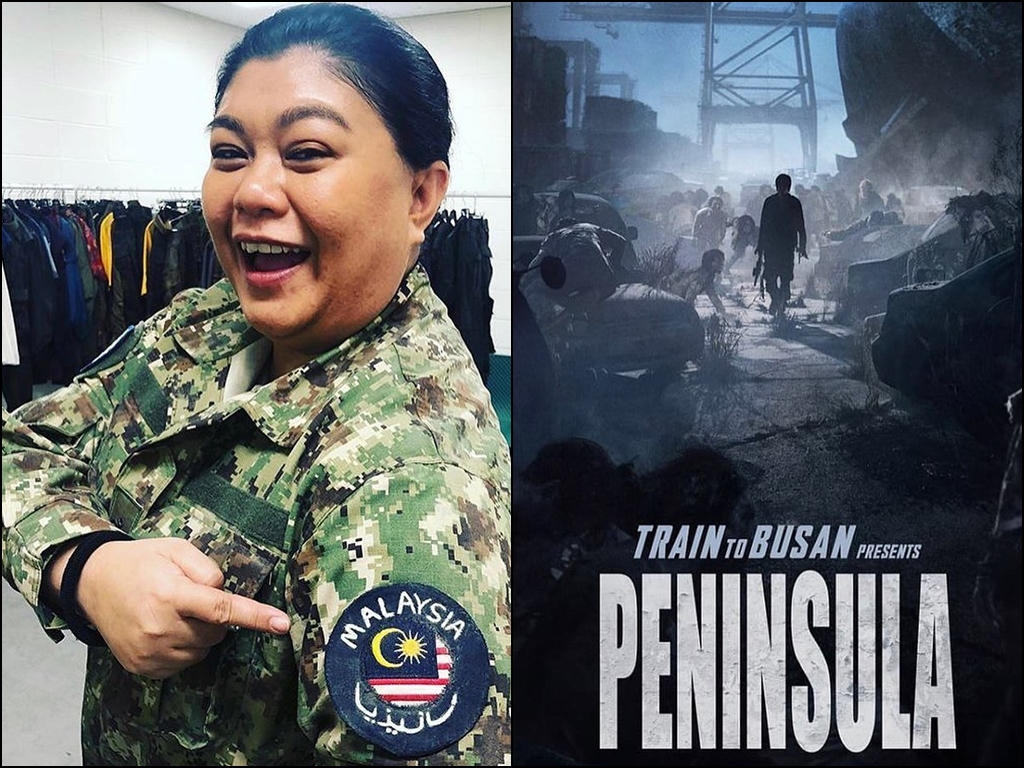 Bella Rahim is proud that she gets to don the United Nations (UN) uniform with a Malaysian flag on it.