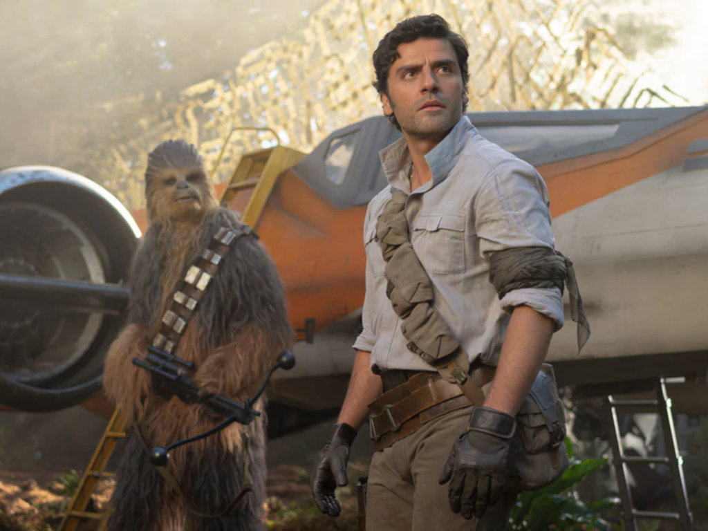 """Star Wars"" actor Oscar Isaac is working on a movie adaptation of ""London"" next."