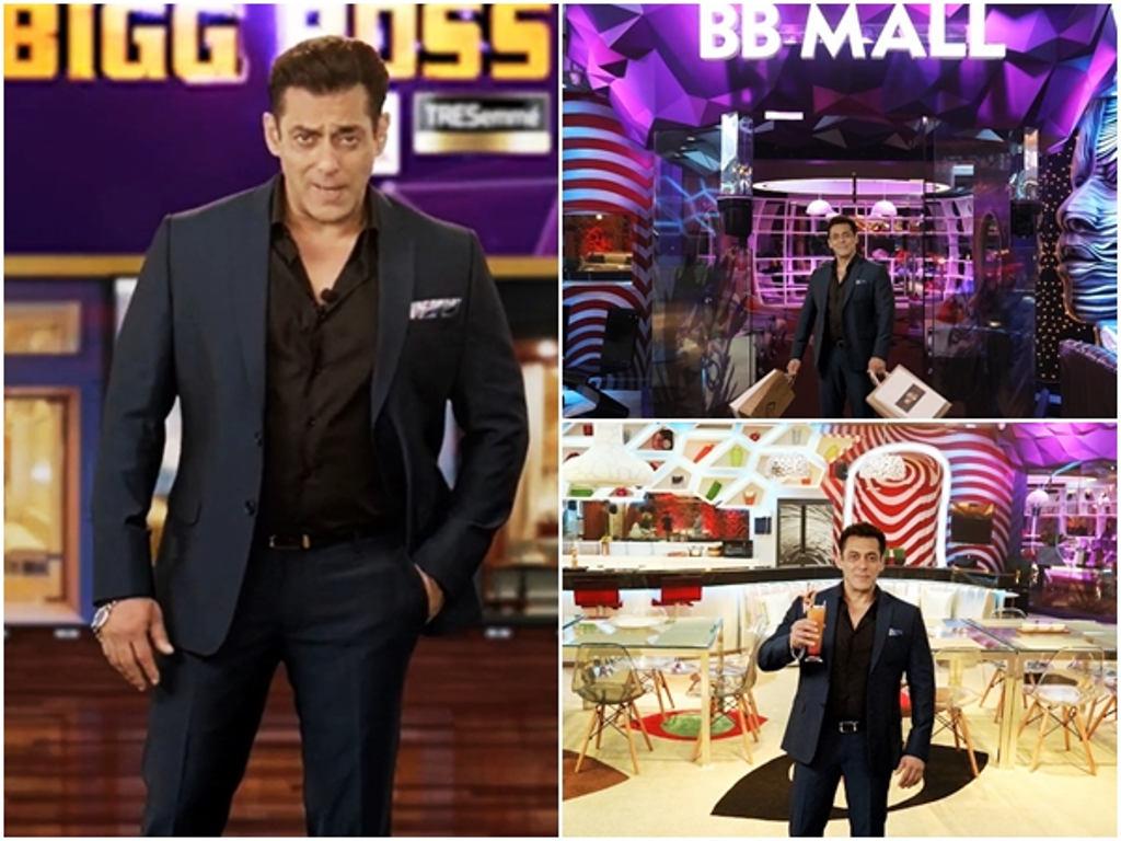 Salman Khan beri 'house tour' kepada para penonton