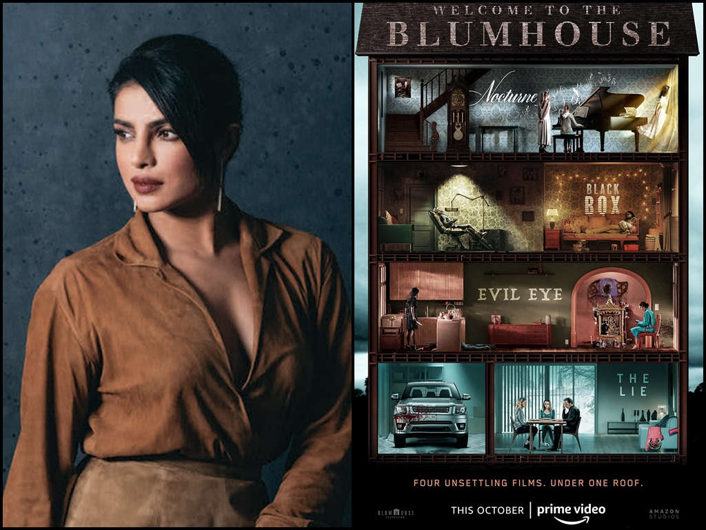 "Priyanka Chopra Jonas' new film is part of the ""Welcome to the Blumhouse"" anthology."