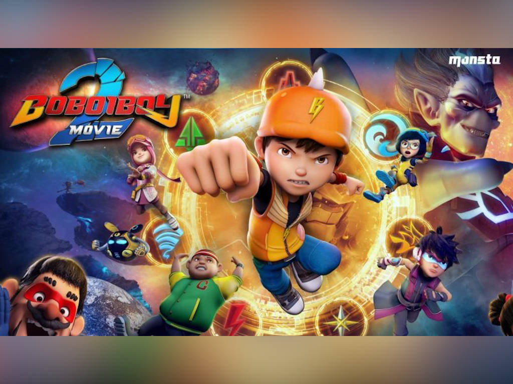 """Fans are eagerly awaiting the release of """"BoBoiBoy Movie 2"""" on Netflix."""