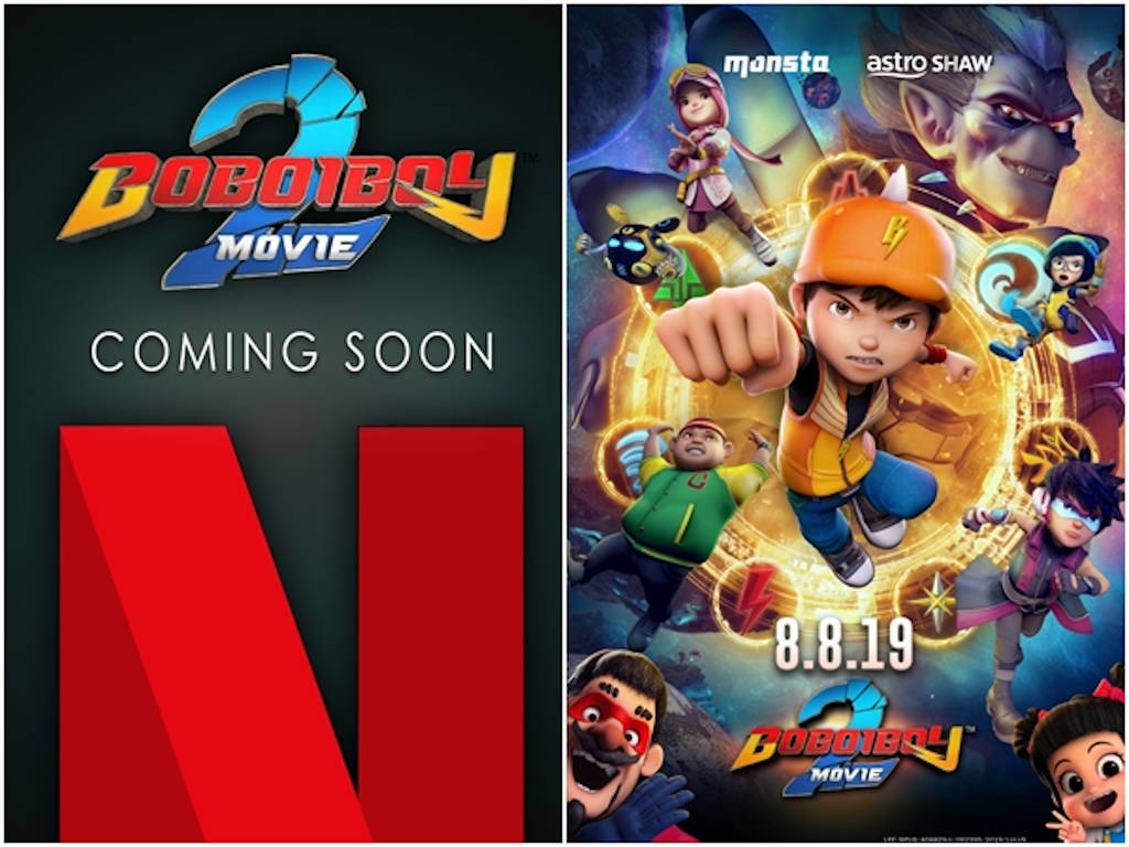 'BoBoiBoy Movie 2' continues achieving success despite being released almost a year ago.