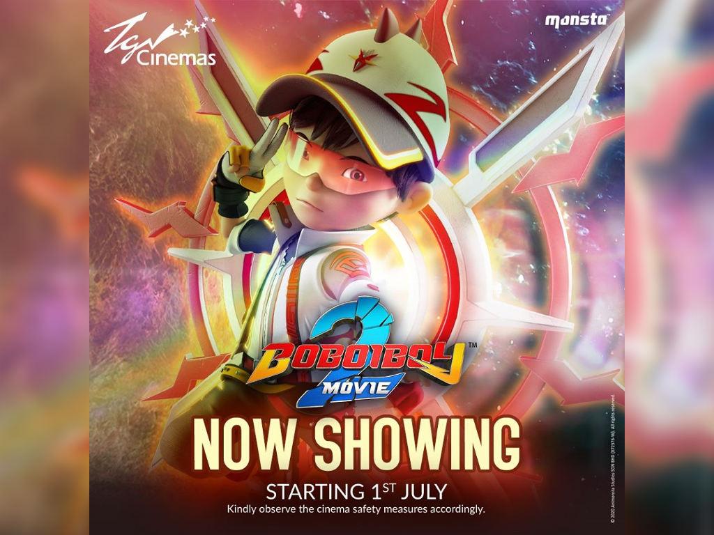TGV Cinemas akan menayangkan semula filem animasi