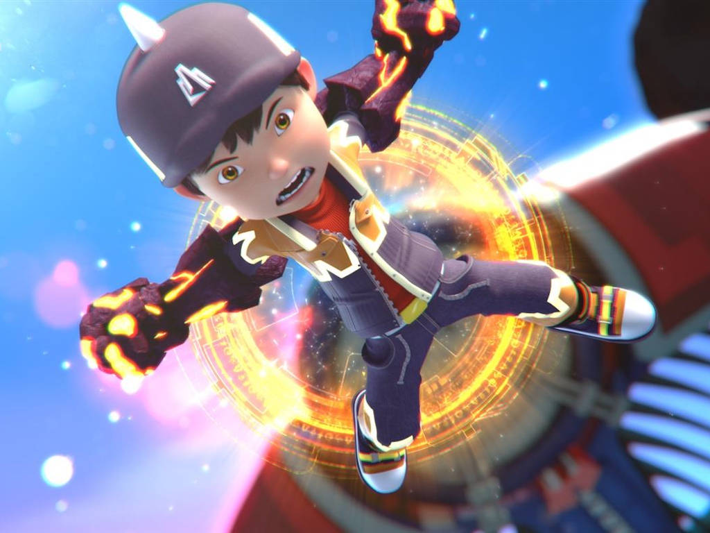 """""""BoBoiBoy"""" proves that Malaysian animation is now on a par with Hollywood animation."""