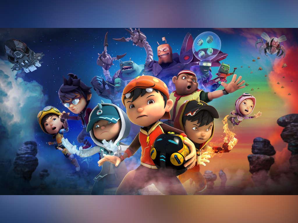 """""""BoBoiBoy Movie 2"""" terus cipta kejayaan demi kejayaan walaupun sudah hampir setahun ditayangkan."""