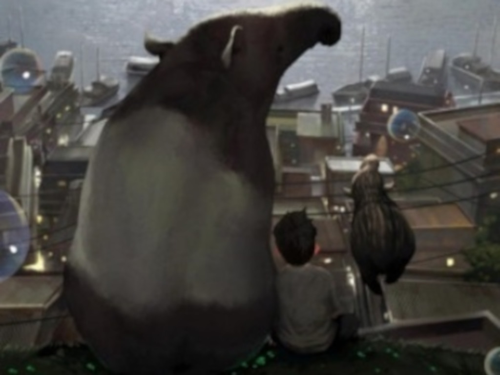 """""""Hello! Tapir"""" is touted as Taiwan's first live-action/animation fantasy film."""