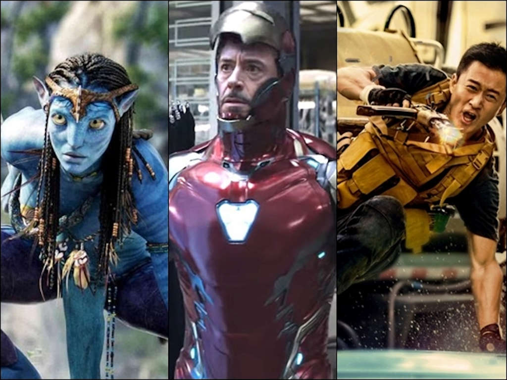 """""""Avatar"""", """"Avengers: Endgame"""" and """"Wolf Warrior 2"""" are among the movies that are re-releasing in Chinese cinemas."""