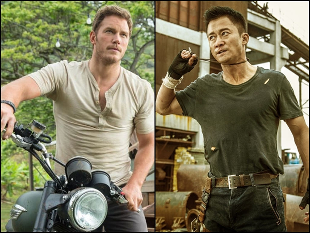The remake is sure to be action-packed with Chris Pratt and Wu Jing as the leads.