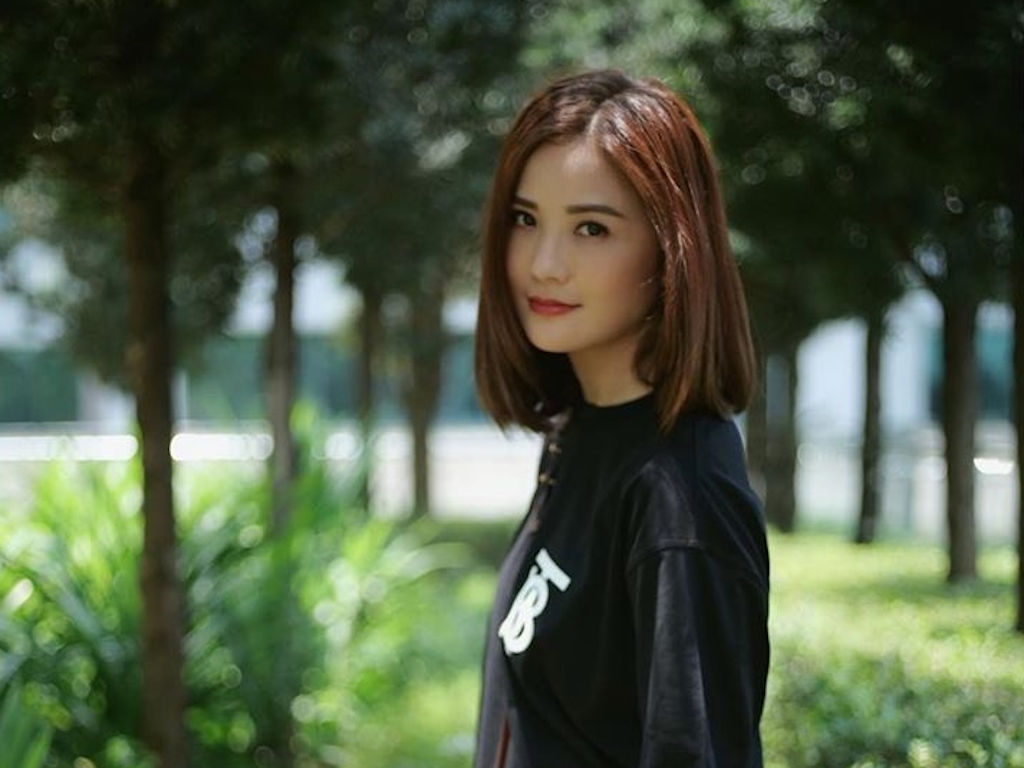Charlene Choi was among the Hong Kong celebrities who were stuck in Malaysia after the Movement Control Order was enforced.