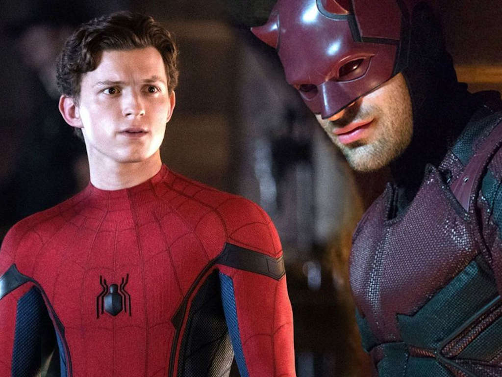 """Rumours of Daredevil joining """"Spider-Man 3"""" started circulating after Kevin Smith spoke about it on his podcast. (Photo Source: Cosmic Book News)"""