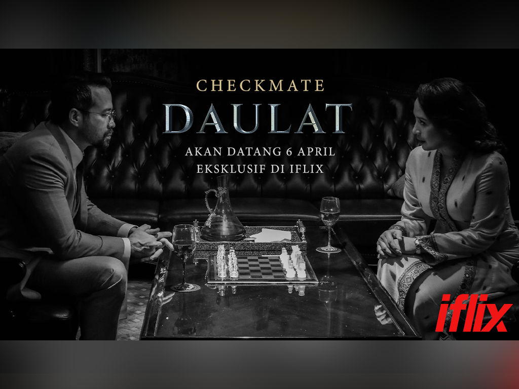 """It was announced on Twitter that """"Daulat"""" will be releasing on iflix."""