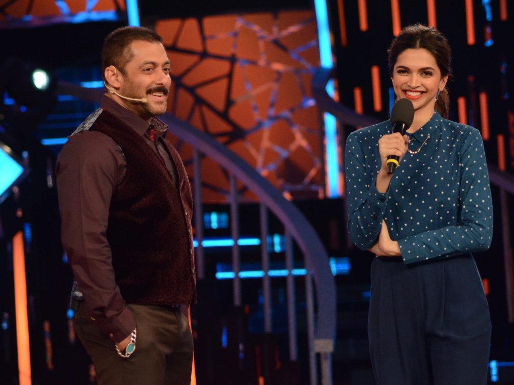 Para peminat masih nantikan gandingan Deepika Padukone dan Salman Khan dalam filem.