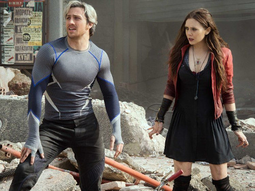 This version of the Maximoff twins isn't very likely to make an appearance in 'WandaVision'.