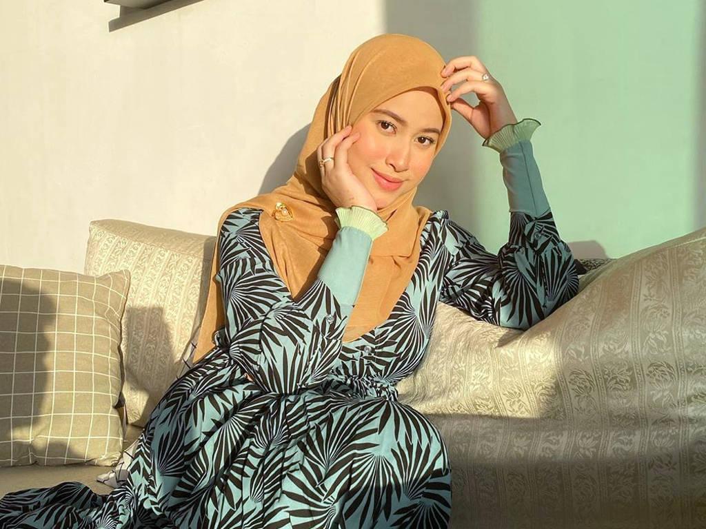 Eyra Hazali bersyukur dua filemnya ditayangkan pada tahun ini.