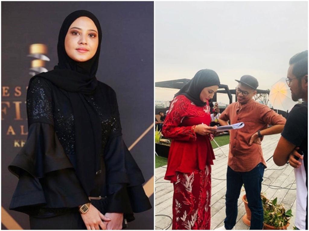 Fathia Latiff akui tidak berasa kekok untuk kembali ke set penggambaran.