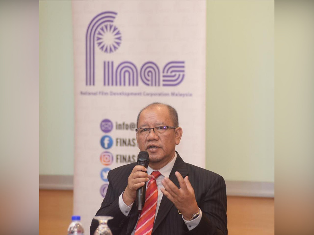 Zakaria berkata pihak FINAS akan beri kerjasama dengan pihak berkuasa.