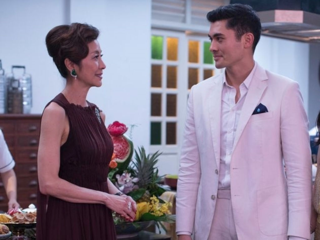 "This ""Crazy Rich Asians"" mother-son duo will be starring together on the big screen again for the third time."