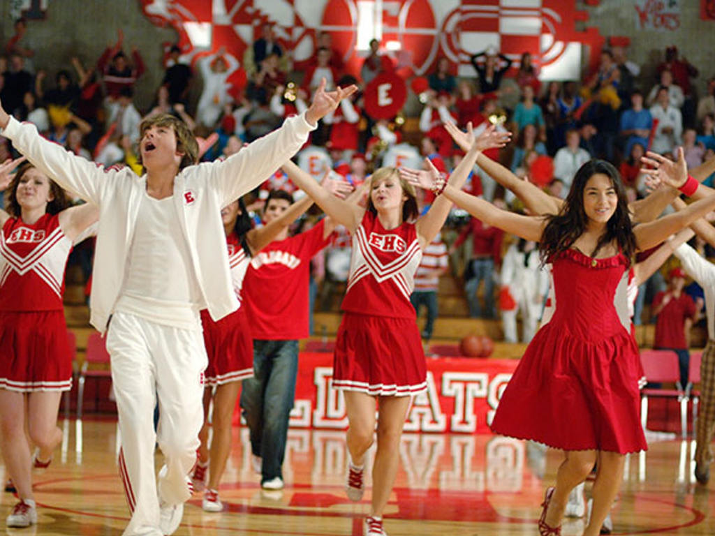 """The cast of """"High School Musical"""" will be among the stars joining """"The Disney Family Singalong""""."""