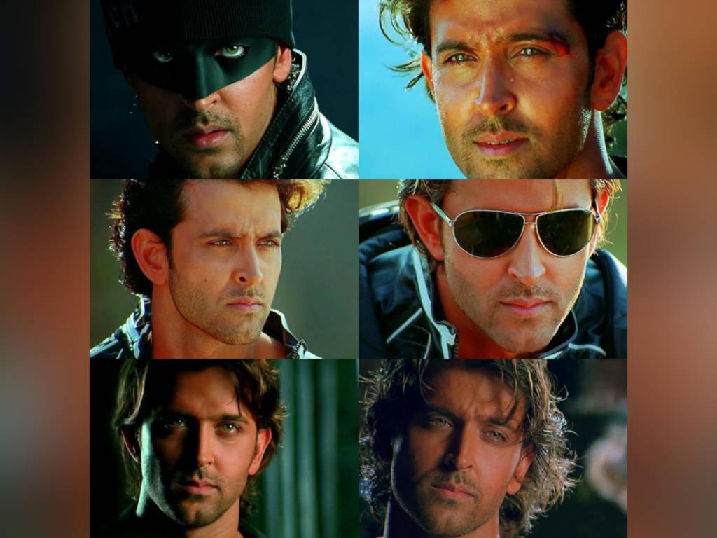 """Antara penampilan Hrithik sebagai Aryan Singh dalam filem """"Dhoom 2""""."""