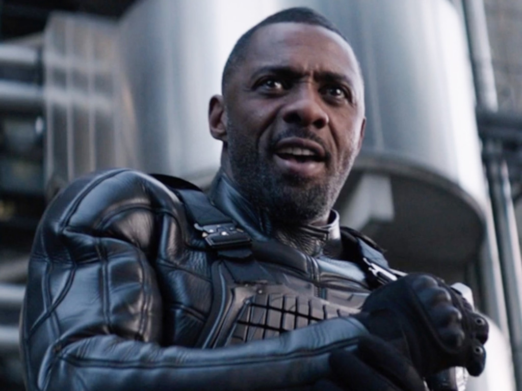 "Idris Elba is starring in a lion thriller and reportedly a ""G.I. Joe"" reboot too."