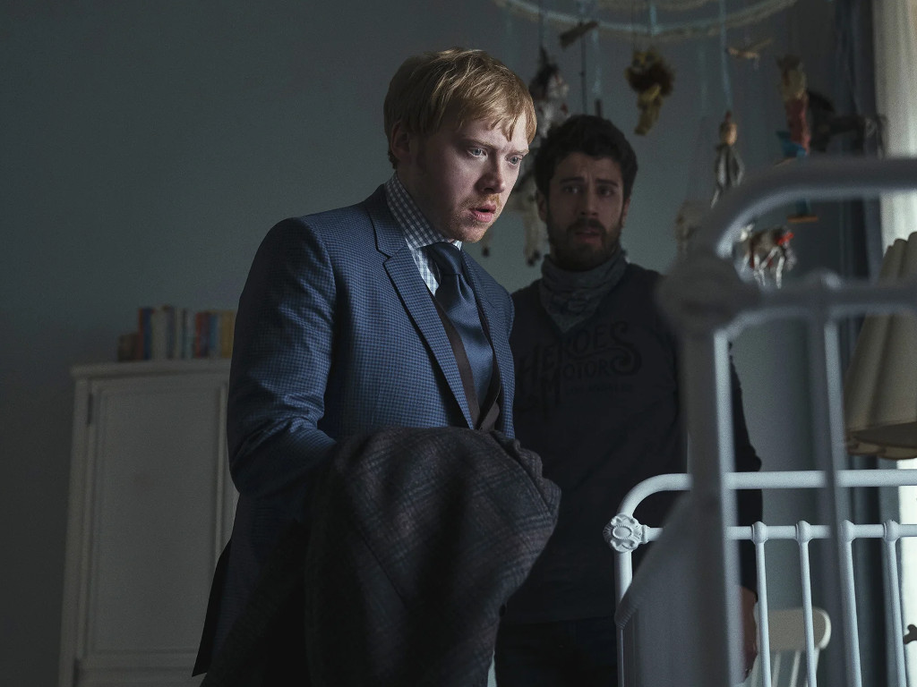 """M. Night Shyamalan's """"Servant"""", starring """"Harry Potter"""" alum Rupert Grint, is now available for free on Apple TV+."""