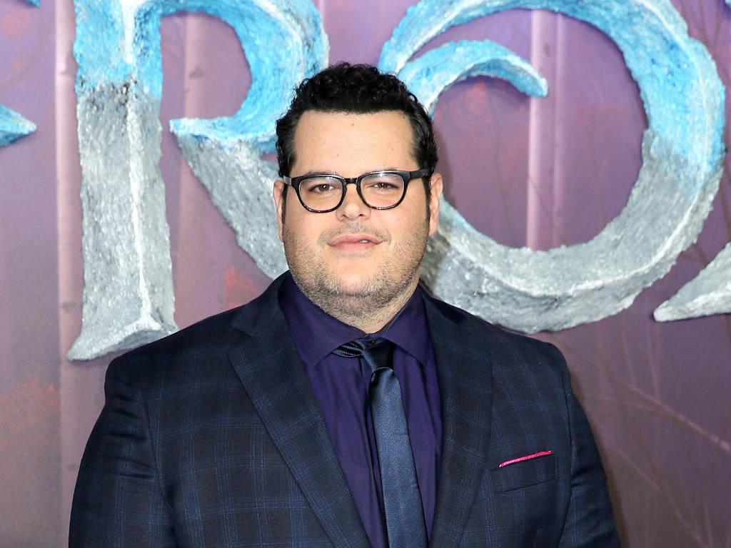 "Josh Gad's last big screen work was ""Frozen 2"" and will be seen soon in ""Artemis Fowl""."