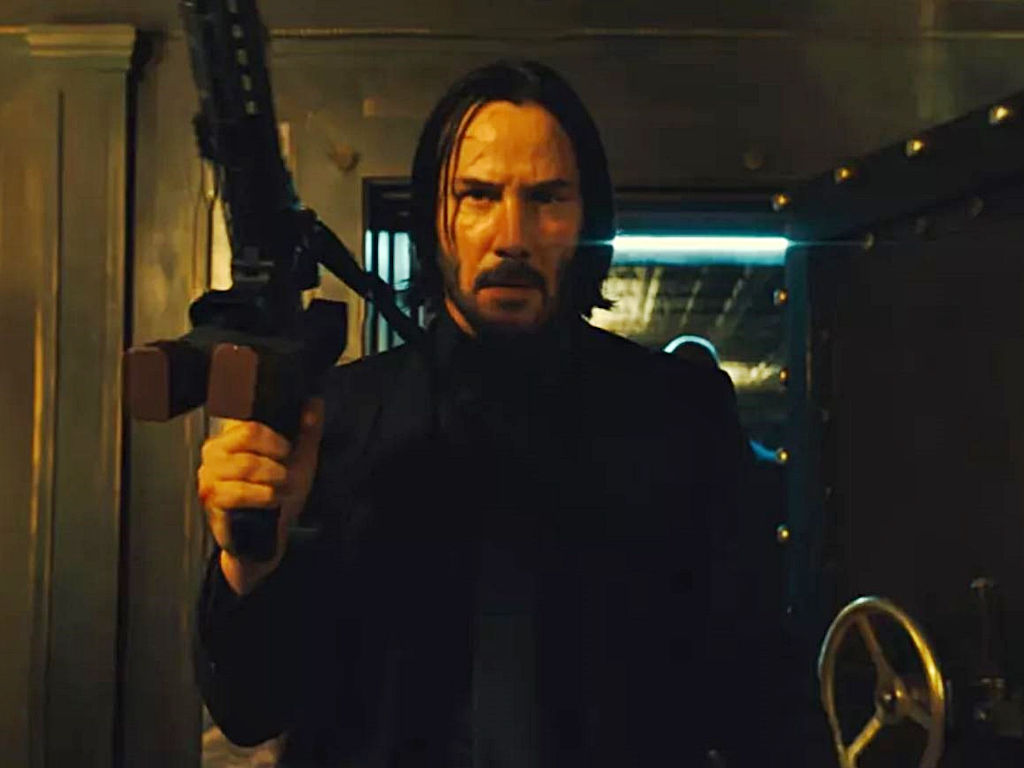 "Keanu Reeves will be joining the live screening of ""John Wick""."