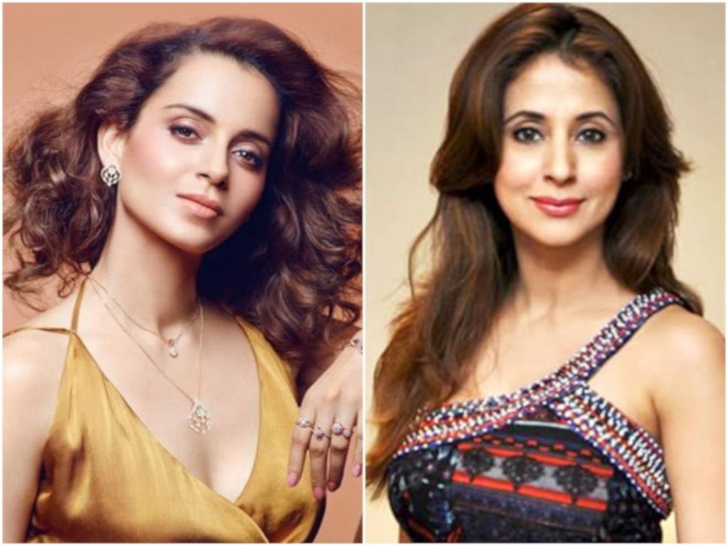 Kangana dikecam, sementara Urmila menerima sokongan rakan-rakan selebriti Bollywood.