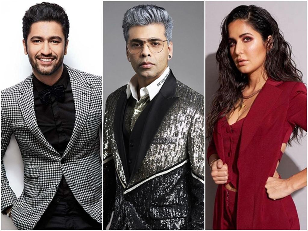 Karan Johar tertarik dengan spekulasi hubungan Vicky Kaushal dan Katrina Kaif.