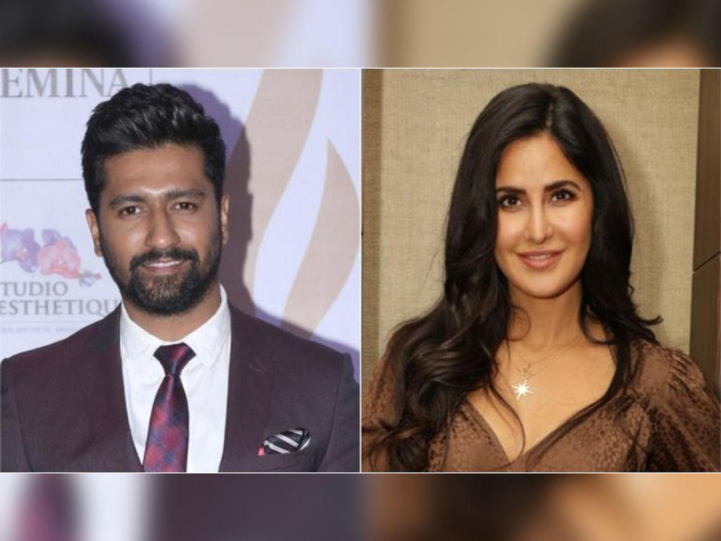 Kedua-dua selebriti Vicky Kaushal dan Katrina Kaif nafi mereka bercinta.