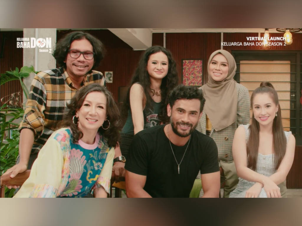 "The cast of ""Keluarga Baha Don"" anticipates fans' reactions to the second season."