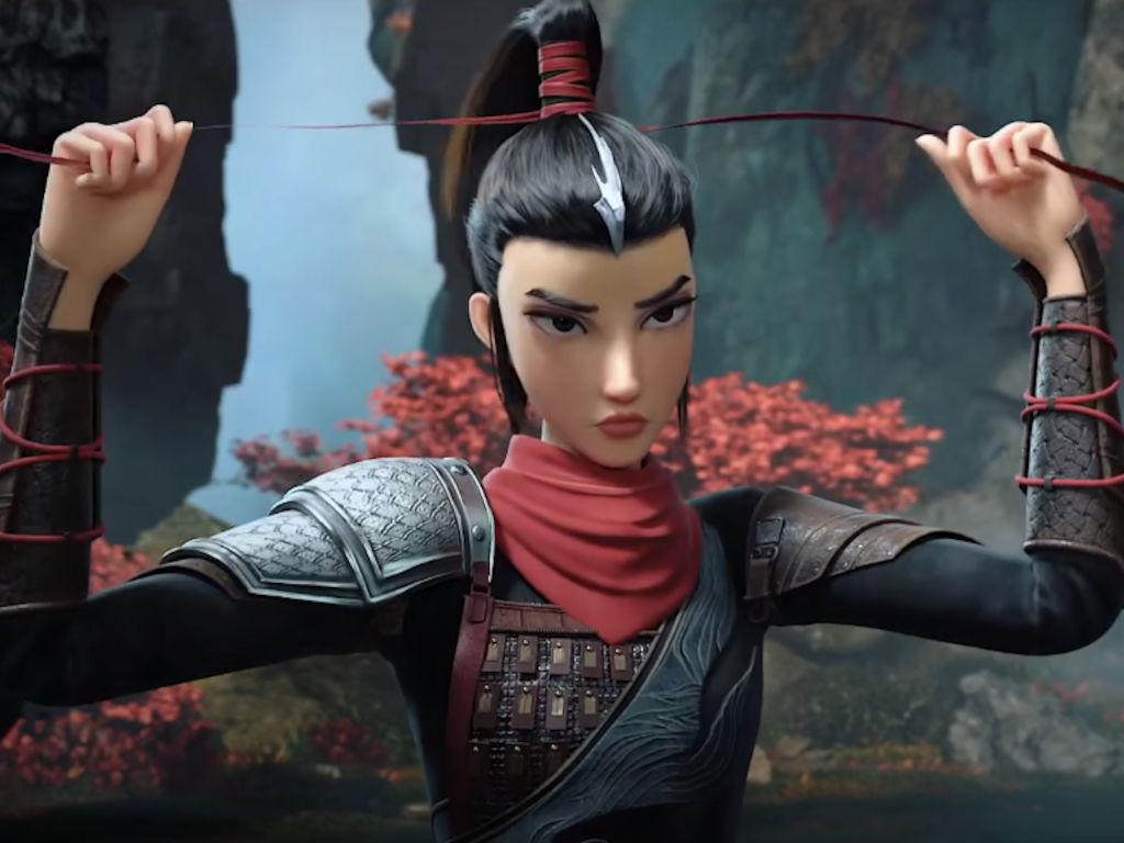 """Kung Fu Mulan"" is touted as the most accurate portrayal of the titular legendary warrior."