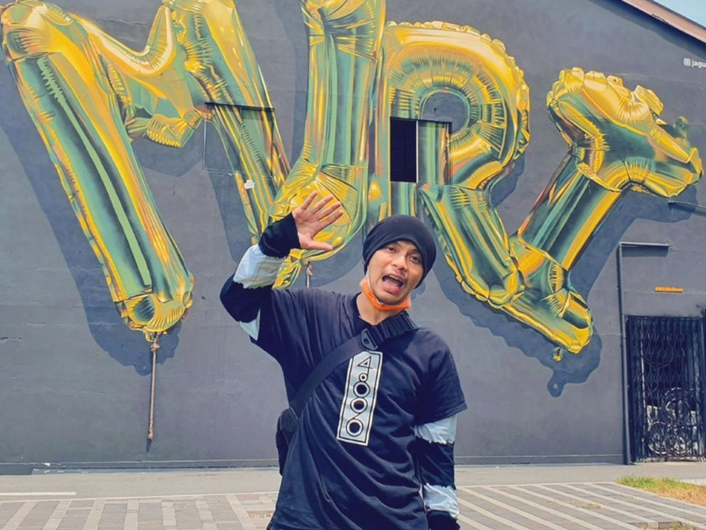 Namewee is nominated for Taiwan's GMA for the sixth time.