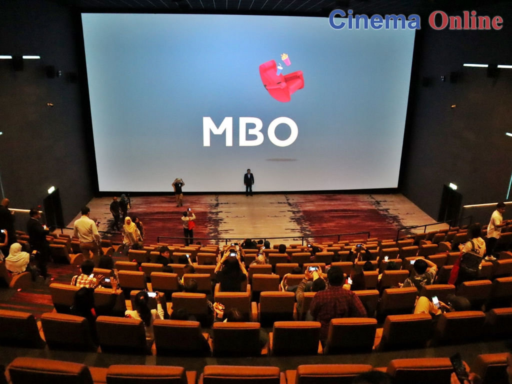 Four MBO Cinemas locations are still operating in the country.