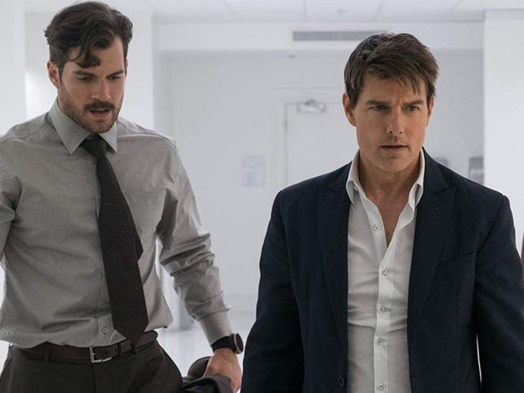 "Tom Cruise is set to star in two more ""Mission: Impossible"" movies."