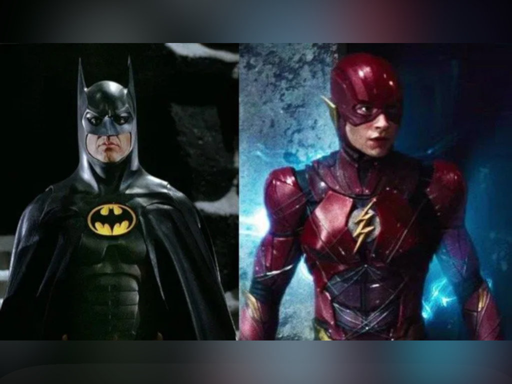 "Michael Keaton will reprise his Batman role in Ezra Miller-starrer, ""The Flash""."